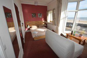 Comfort Double Room - B&B Swansea
