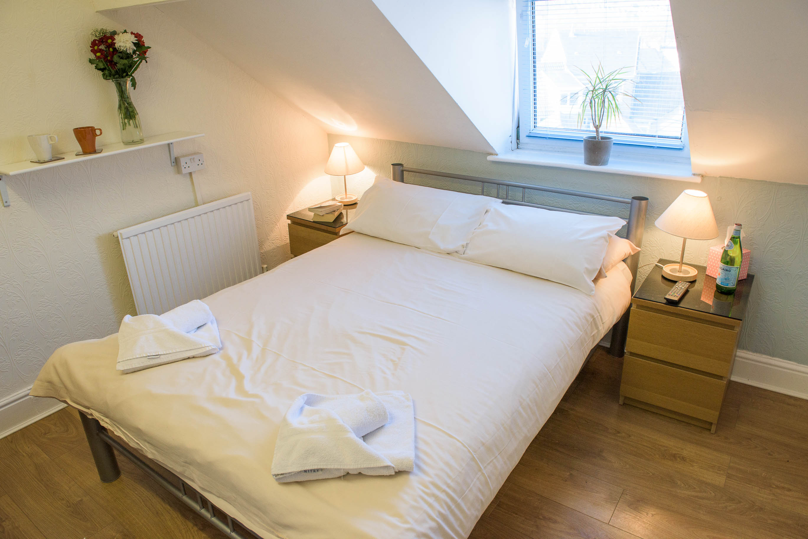 Double room with en-suite bathroom - bed and breakfast Swansea