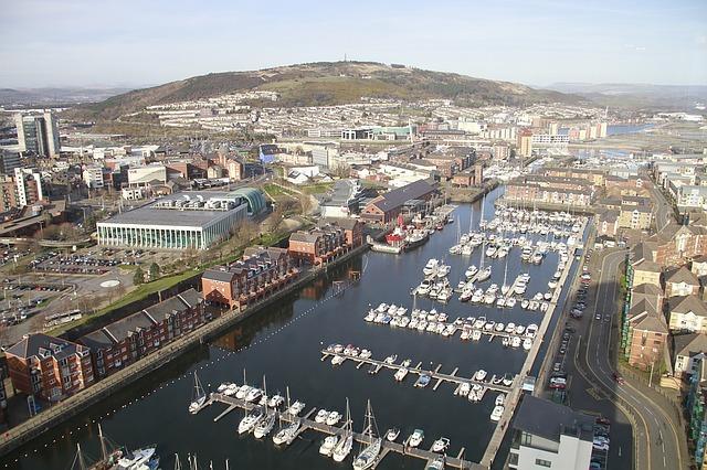 Free Parking in Swansea